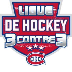 logo Ligue 3 Contre 3 Des Canadiens